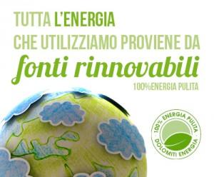 100% energia pulita