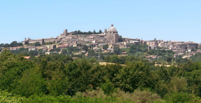 Montefiascone panorama